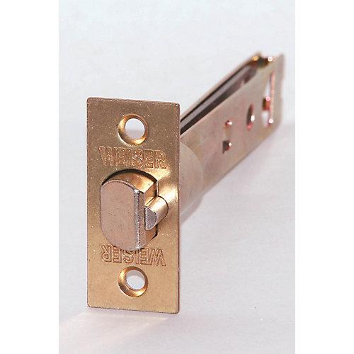 5 Inch Adjustable Latch In Brass