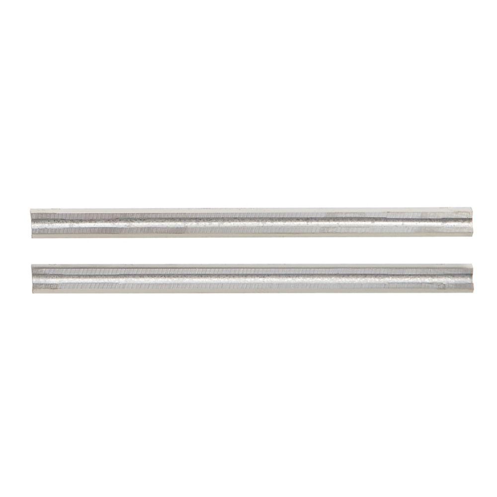 Bosch Woodrazor Micrograin Carbide Planer Blades - 2 Pack
