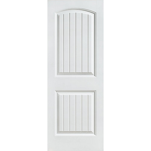 Product Comparison 24 Inch X 80 Inch Primed Smooth 2 Panel Plank