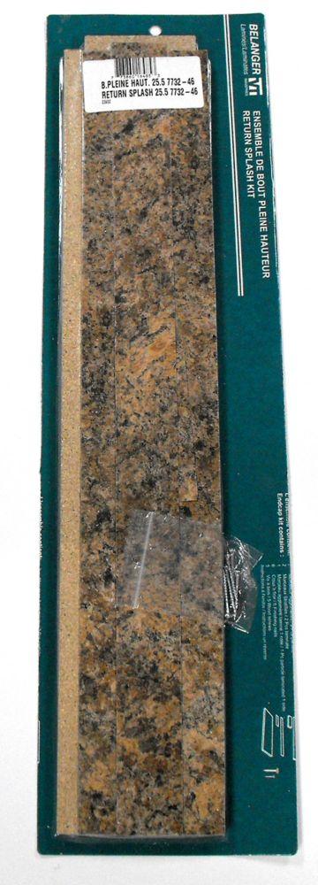 Ensemble de bouts de finition, Butterum Granite 7732-46