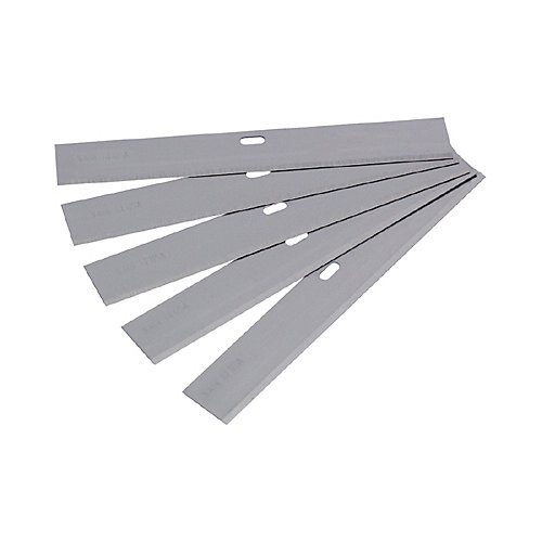 4 In. Replacement Stripper Blades - (5-Pack)