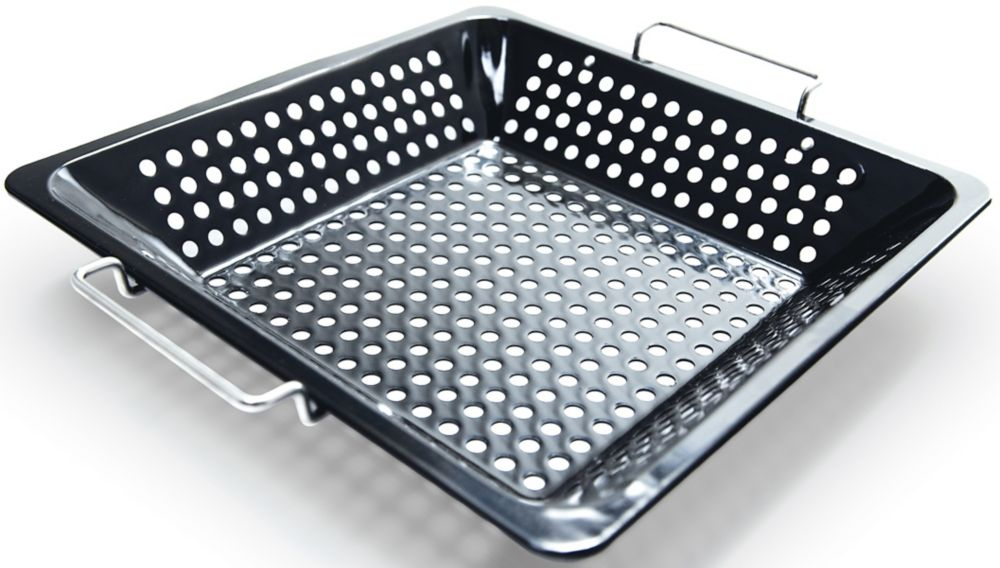 GrillPro Deluxe Porcelain Grill Topper