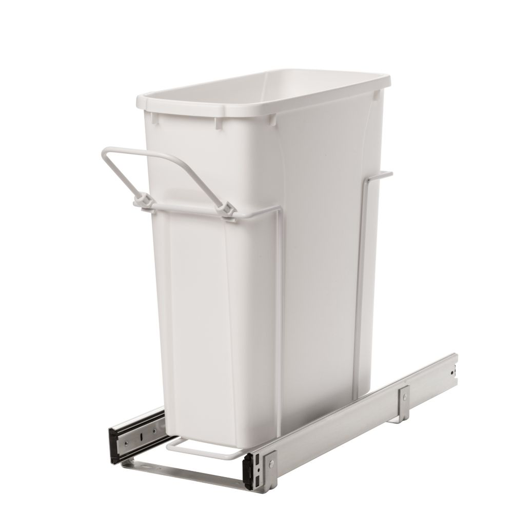 Slide-Out Wastebasket
