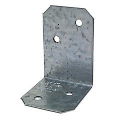 ZMAX 18-Gauge Galvanized Steel Angle