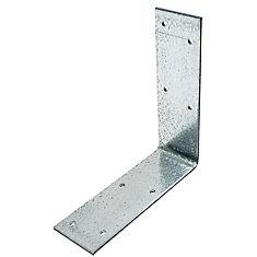 6-inch x 6-inch x 1 1/2-inch 12-Gauge 90-Degree Angle Tie