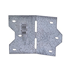 Simpson Strong-Tie 2 Inch x 4 Inch Mending Plate