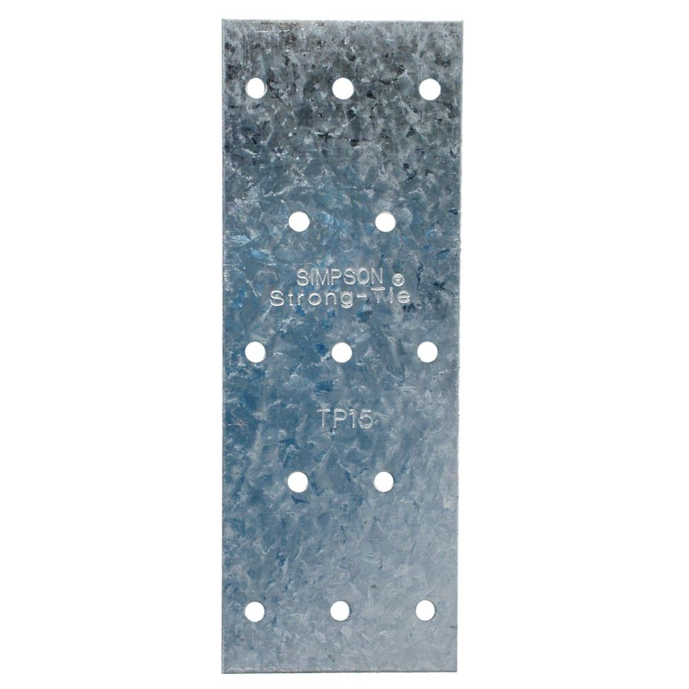 Tie Plate - 3 Inch x 5 Inch