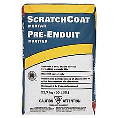 ScratchCoat Mortar Grey - 50lb