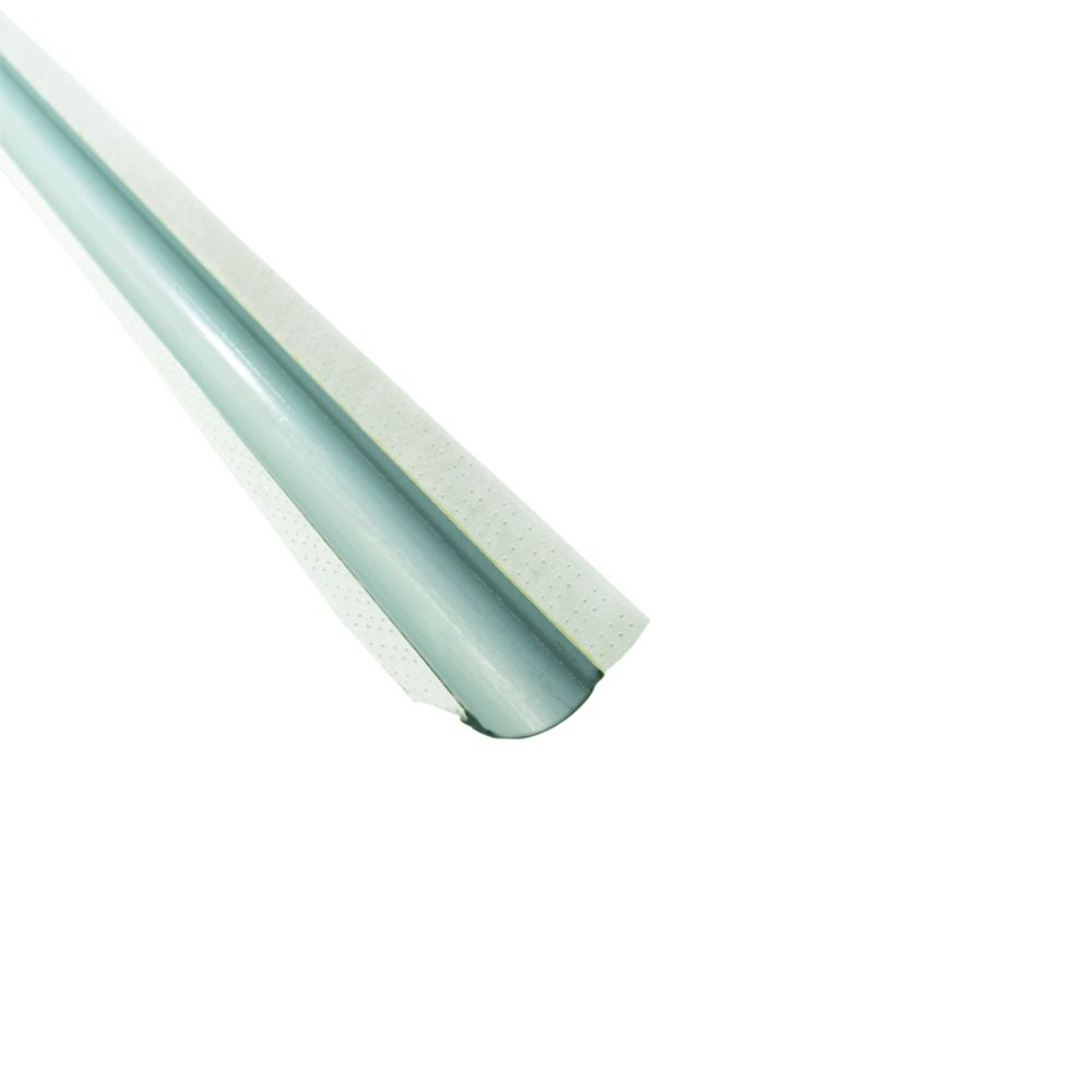 BEADEX Paper-Faced Metal Outside Corner Bead, Bullnose 3/4 In. radius, 9 Ft.