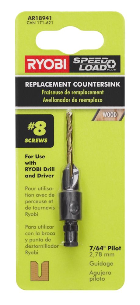 #8 Replacement Countersink