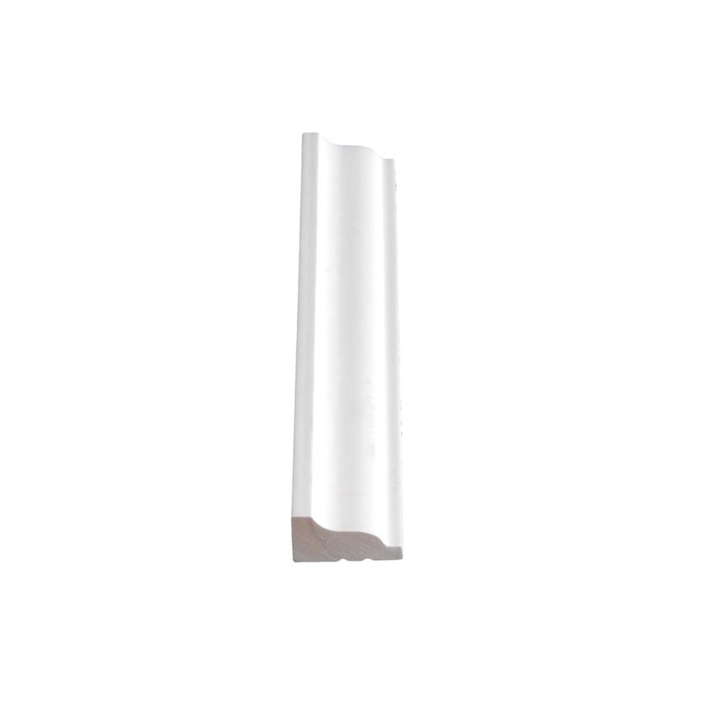 Primed Finger Jointed Pine Crown 5/8 In. x 1-1/4 In. (Price per linear foot)
