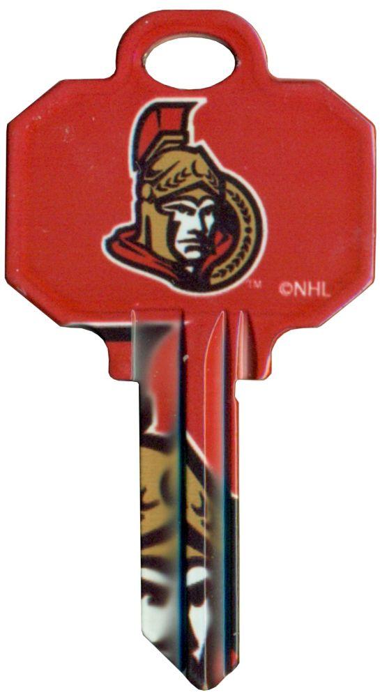 KW1 - NHL Senators - House Key