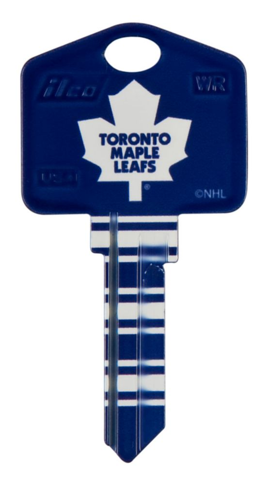 SC1 - NHL LEAFS - Clé de Maison