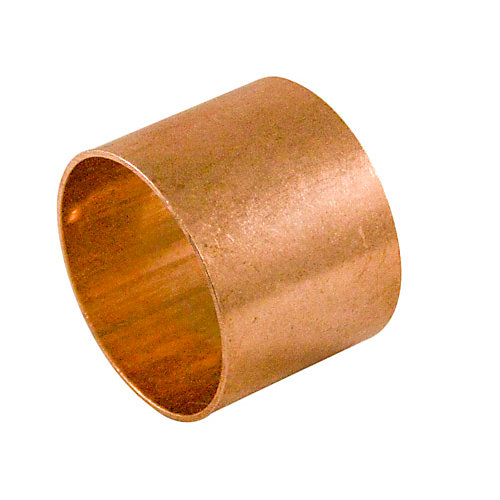 Fitting Copper Coupling 1-1/2 Inch Drain, Waste & Vent