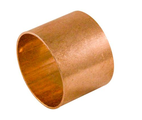 Aqua-Dynamic Fitting Copper Coupling 1-1/2 Inch Drain, Waste & Vent