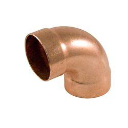 Aqua-Dynamic Fitting Copper 90 Degree Elbow 1-1/2 Inch Drain, Waste & Vent