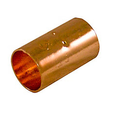 Fitting Copper Coupling 1 Inch Copper To Copper