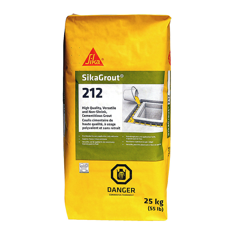 Grout-212