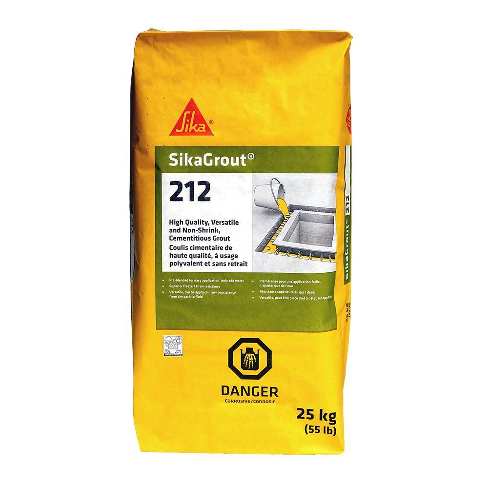 Grout 212 - 25 kg