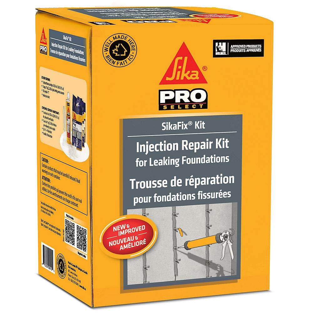 Concrete Crack Injection Fix Kit