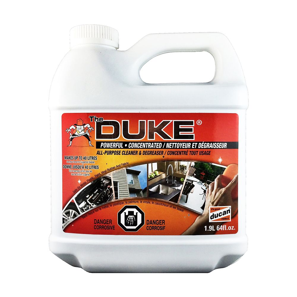Cleaner and degreaser,is  an all purpose cleaner for decks, driveways and walkways.  Can also be ...