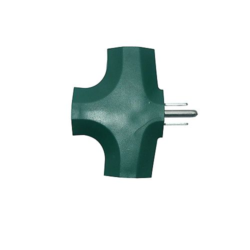Commercial Electric 3 to 1 adapter