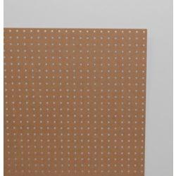Goodfellow 1/4-inch 2 Feet x 4 Feet Pegboard Handy Panel