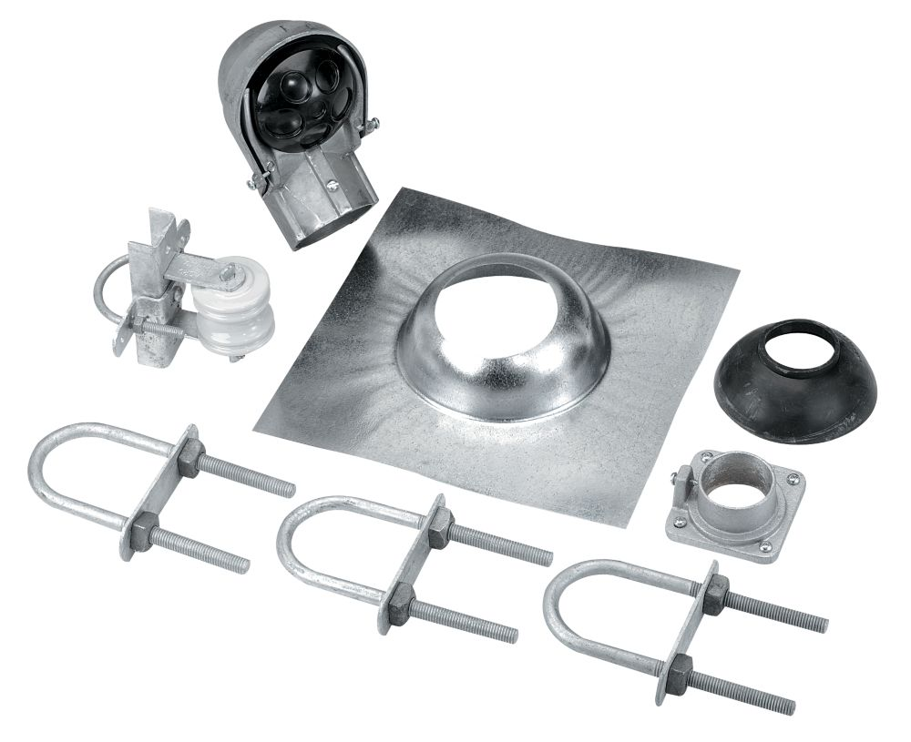 Mast Kit 200 Amp