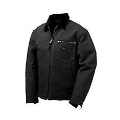 Black Work Jacket - 2XL