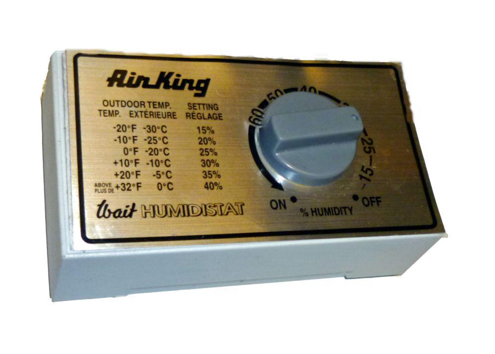 Universal Humidistat Kit