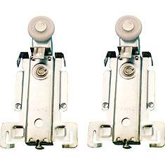 roulette suspension suprieure pour porte de placard - Roulettes Pour Portes De Placard Coulissantes