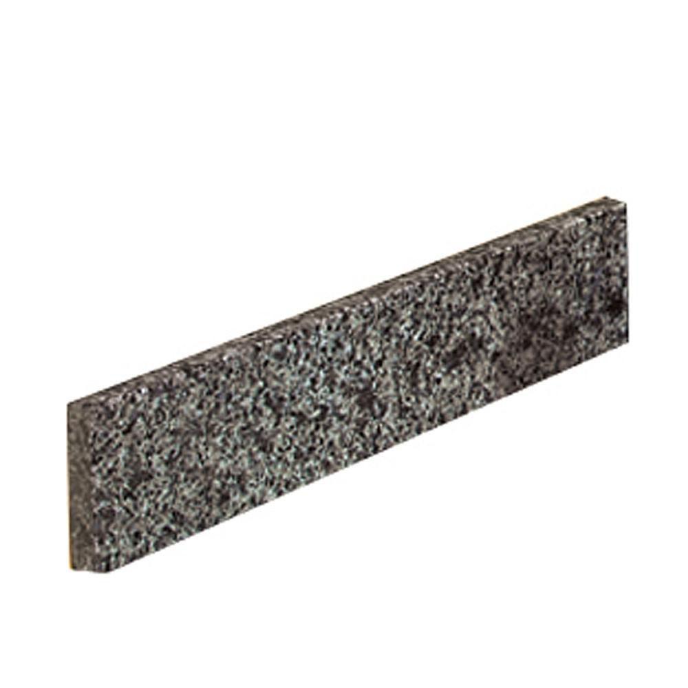 Quadro Granite Side Splash - 20 Inch