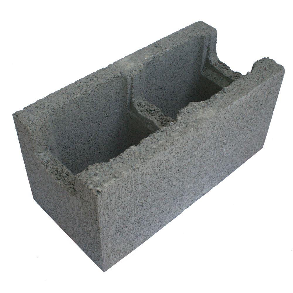 Basalite Concrete Products BOND BEAM 20 CM (REBAR)