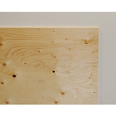 1/2 Inch  2 Feet x 4 Feet Standard Grade Spruce Plywood Handy Panel