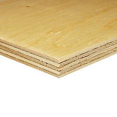 5/8 Inch  2 Feet x 4 Feet Standard Grade Spruce Plywood Handy Panel