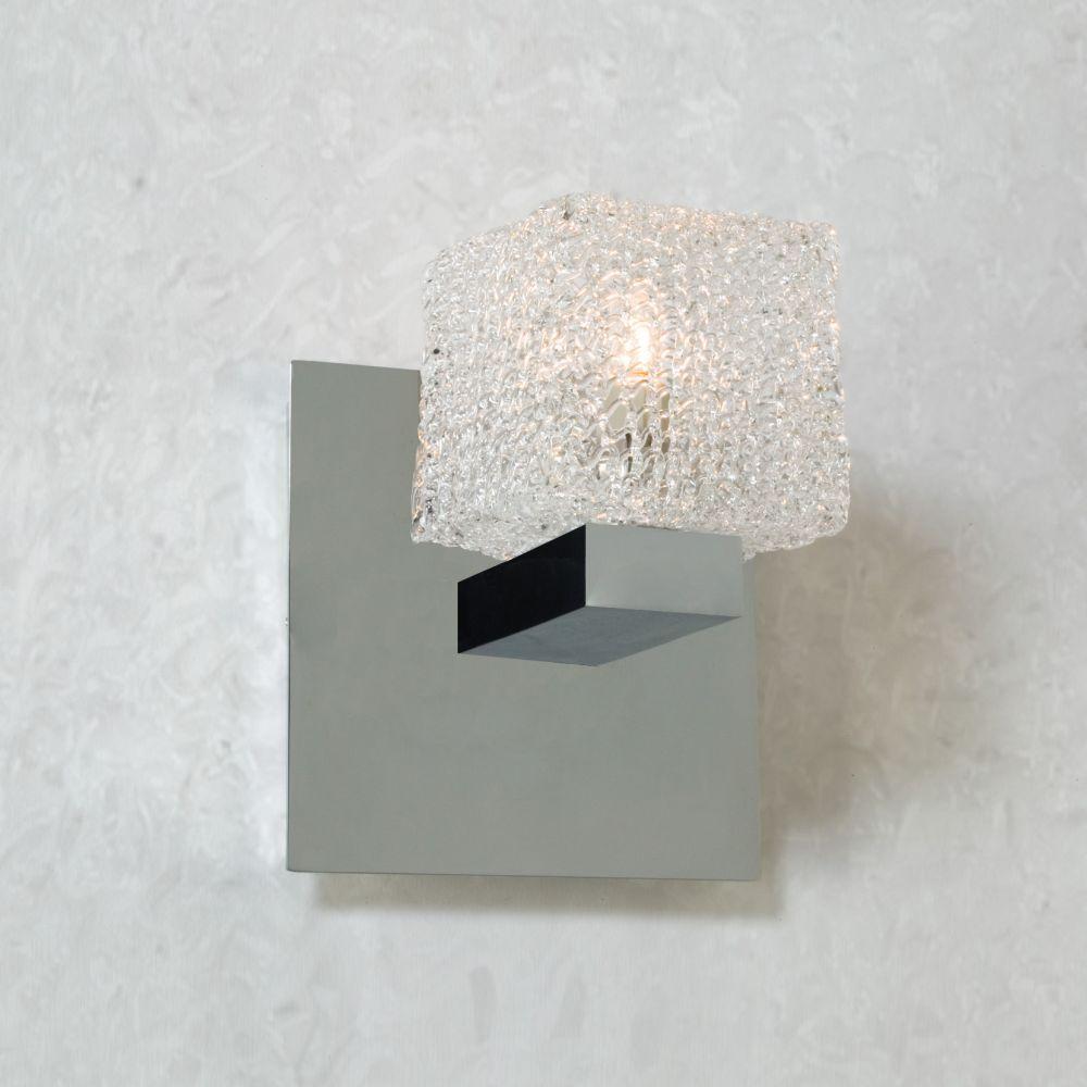 Éclairage de Salle de Bain à 1 Lumière, Collection Rain