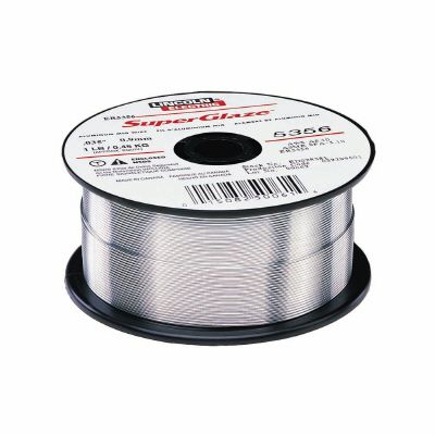 Lincoln Electric  Fil aluminium SuperGlaze 4043 0,030 po (1 lb)