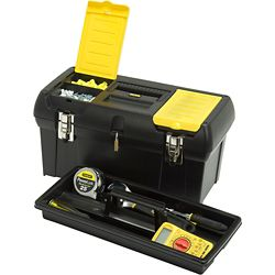 STANLEY 24-inch TOOLBOX W/ TRAY SERIES 2000