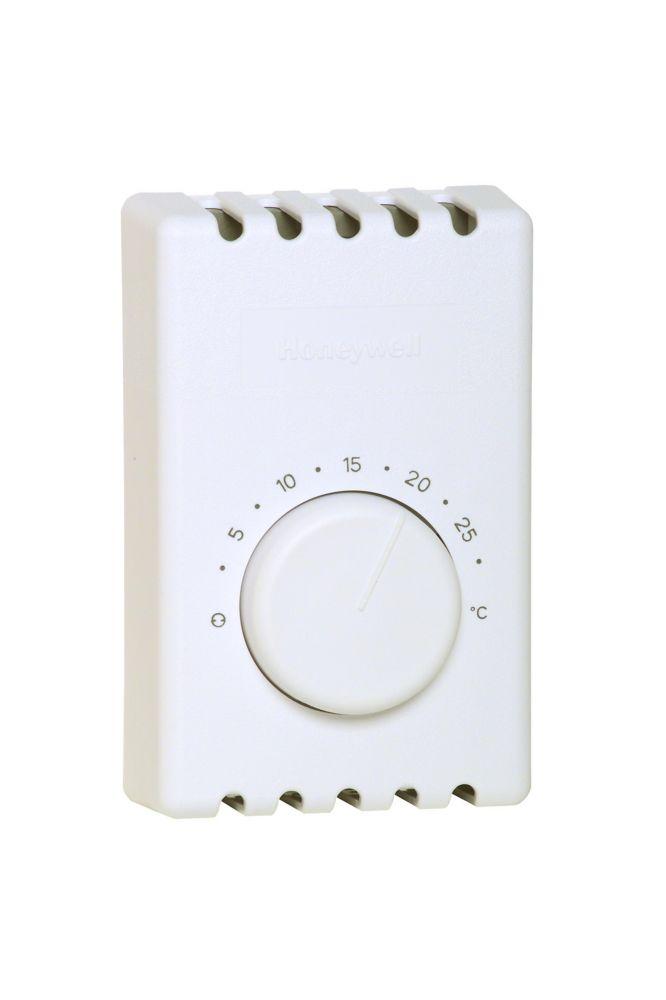 Thermostat tension selecteur de Honeywell pour chauffage électrique - 4 fils