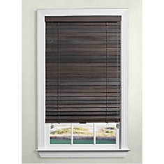 Premium Heirloom Wood Blinds 2 1/2 Inch