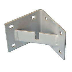 Howell Floating Dock Corner Plate with Anchor Chain Bar