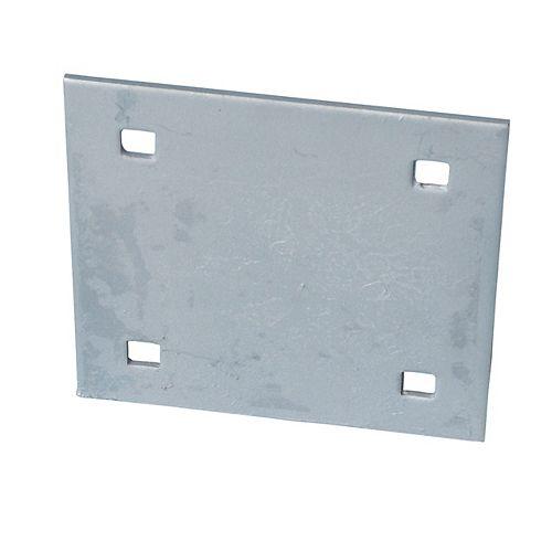 Howell Stationary Dock Backer Plate