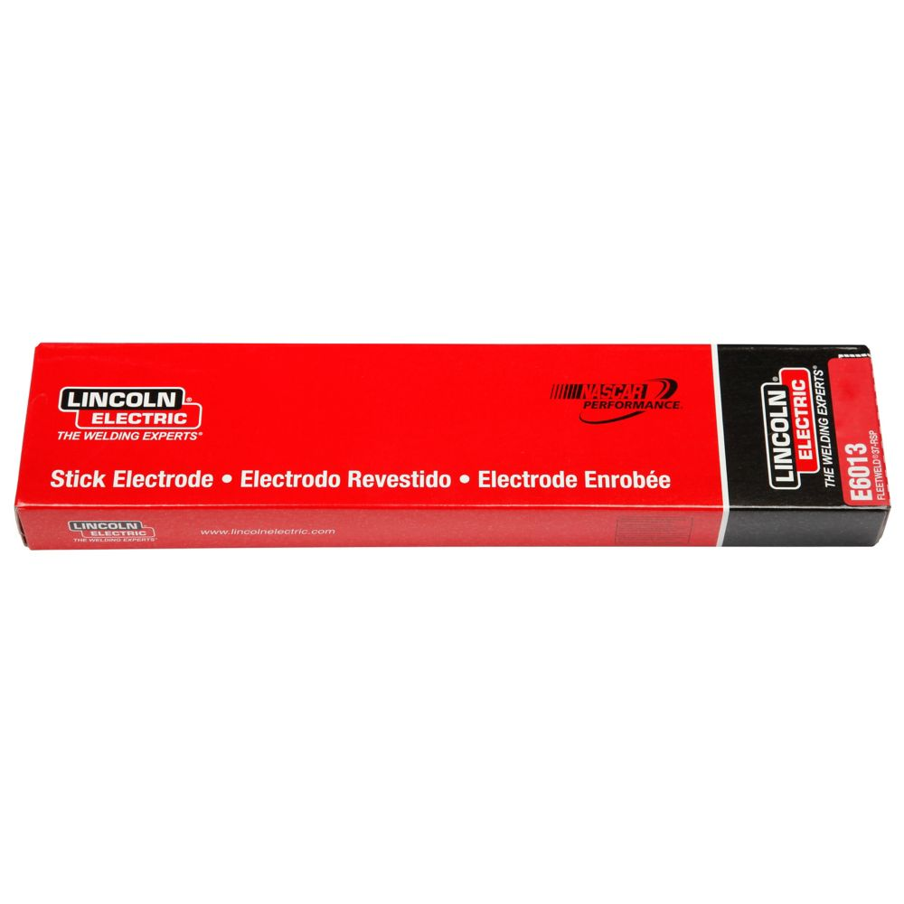 Lincoln Electric leetweld 37 (E6013) 1/8 In. Stick Electrode (5 lbs.)