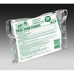 Easy Gardener Bâtons d'engrais pour arbres Jobe's, 5 par paquet