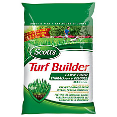 Scotts Turf Builder Lawn Fertilizer 30-0-3 - 1114m2