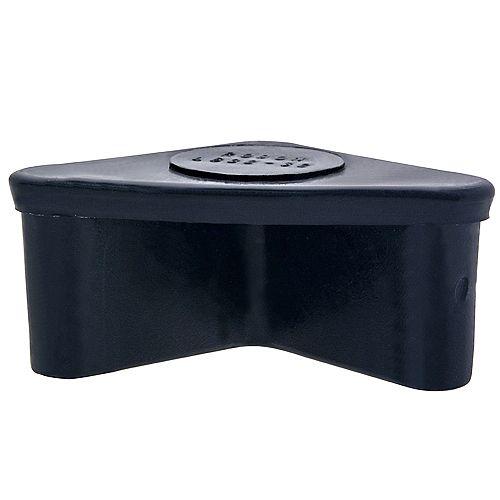 Paulin 1-1/4-inch O.D. Angle Safety Caps