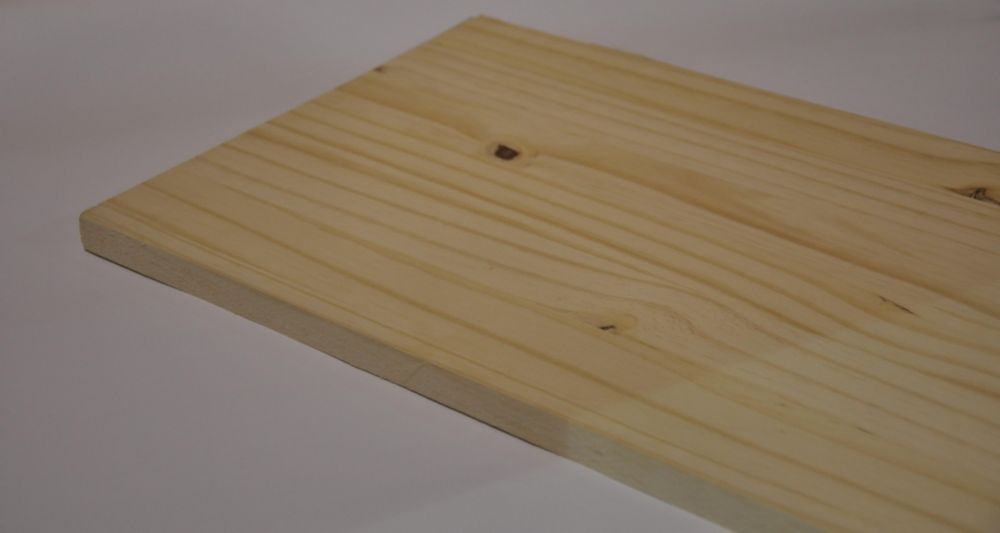 Unbranded inch laminated whitewood panel the