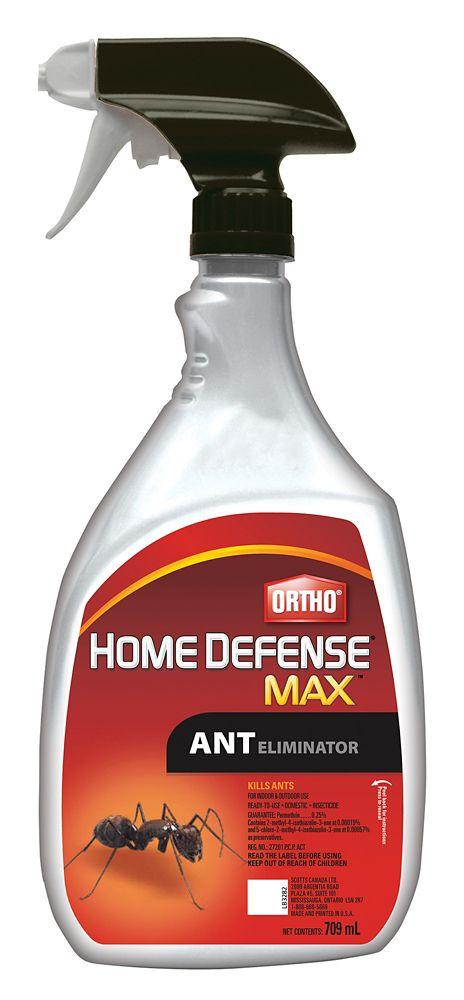 Ortho Ant-B-Gon MAX Ant Eliminator RTU Spray 709 ml