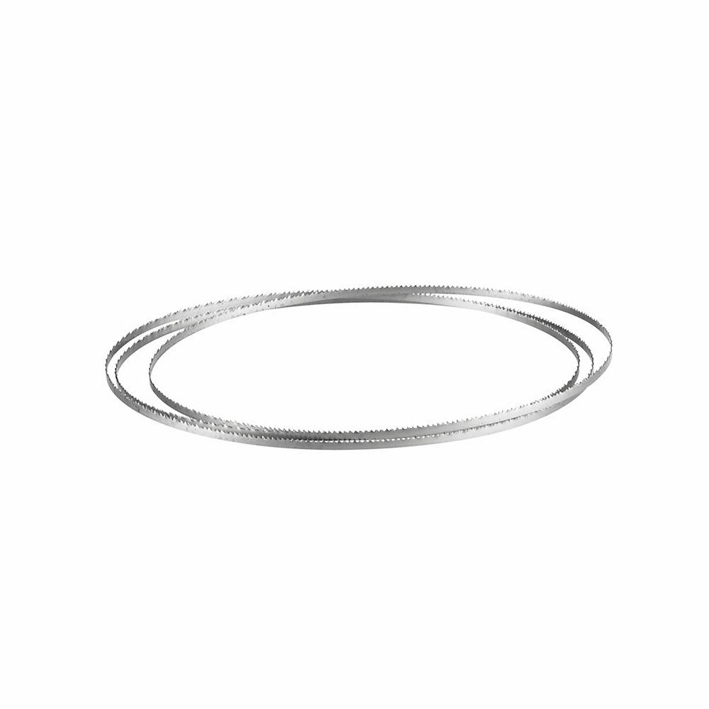 Bosch Lame de scie à ruban à usage général stationnaire de 59-1/2po à 15dents par pouce