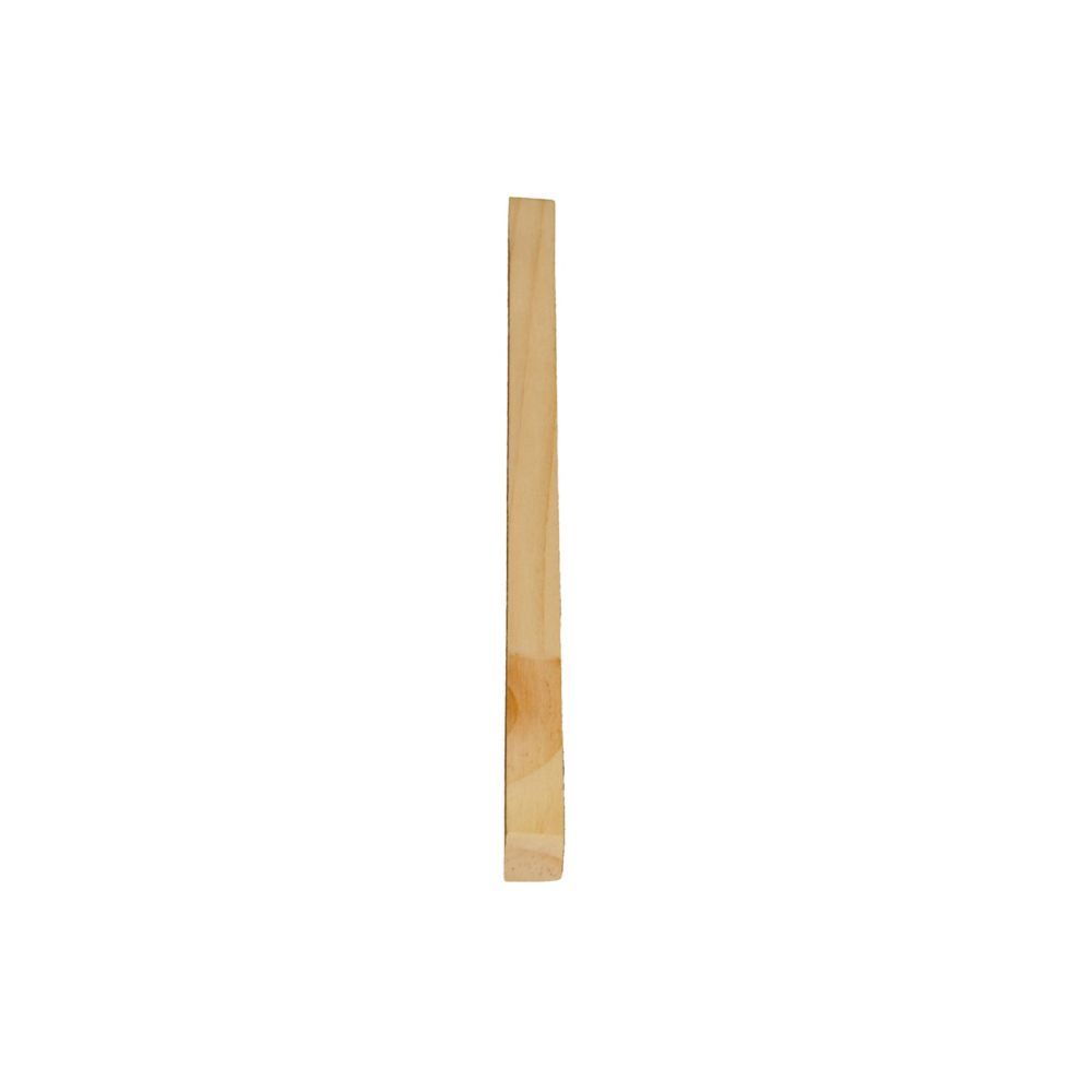 Finger Jointed Pine D4S 7/16 In. x 7/16 In. x 8 Ft.